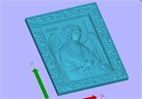 CNC 3D modeli za Pravoslavni Ikoni