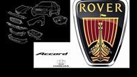 Rover 620 SDi Honda Accord 2.0 TD DeLovi KompLet