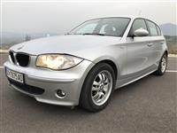 BMW 120 DIZEL  6 BRZINI