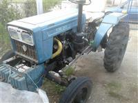 Traktor KUNGSOFO 18 ks  plug prikolka brana