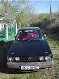 VW Golf 1 gti dizel 1.6