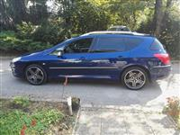 Peugeot 407 sw 2.0HDI Special Edition