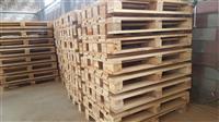 Proizvodstvo na drveni paleti so certifikat