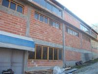 Objekt od 800m2 vo Bitola