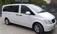 RENT A VAN WITH DRIVER - TRANSFER SERVICE