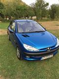 Peugeot 206 1.4hdi 50 kw