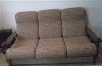 Trosed i dve fotelji