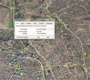 Kuak od 210m2 dvor od 414m2 vo Kumanovo