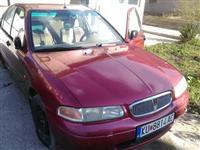 Rover 414si atestiran plin lobato