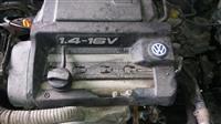 Motor za Golf 4  1.4  16 ventili Astra 1.7 dti