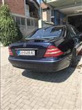 Pjes per Mercedes S 320 2001