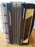 Harmonika Weltmeister accordion