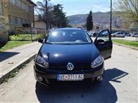 VW GOLF 6 VARIANT MATCH 1.6 TDI 105 HP
