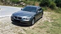 BMW E 60  celosno servisirano