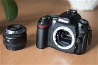 Fotoaparat Nikon D90 telo
