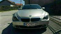 BMW 630 -08 moze zamena
