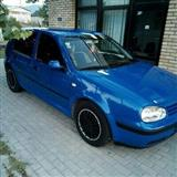 VW Golf 4 4MOTION 4x4 1.9 TDI 90 ps