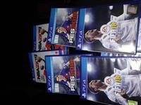 FIFA 18 PES 18 NBA 2k18
