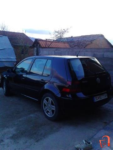 pazar3.mk - ad vw golf 4 tdi 1.9 101ps -03 for sale, skopje, saraj