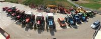 Traktori 4X4 NAJK PROM s Dabile Strumica