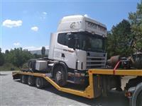 Slep sluzba vlecna sluzba transport na kamioni