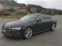 Audi A7 Bitdi 320ps 3x S line