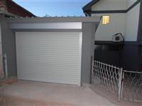 Aluminski garazni vrati vo 7 boi