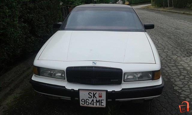 pazar3.mk - ad buick regal -88 for sale, skopje, gjorce petrov