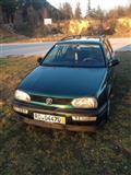 VW GOLF 3 TDI 66KW  SO KLIMA I TEMPOMAT -96