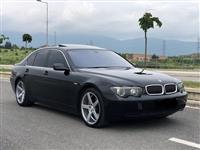 BMW 740d 258ps