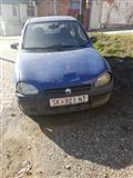 Opel Corsa 1.7 dizel Havarisana