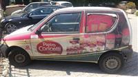 Dostasvno vozilo Fiat Seicento