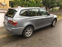 BMW X3 2.0d 110kw