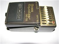 Pedala bass ekvilajzer Boss GE-7B