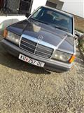 Mercedes 190 dizell registriran