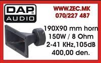 HORNI DOMASNI 150W DAP AUDIO VO ZEC - EXTRA SUPER