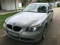 BMW 530 dizel -04 so full oprema reg uvoz CH