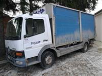 Mercedes ATEGO- N3 Tovarno