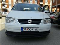 VW TOURAN 2.0 HIGHTLINE TDI AUTOMATIC
