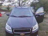 Chevrolet Aveo -09 PRV GAZDA