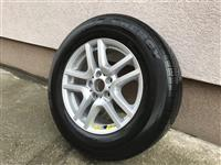 ALUMINSKI BANDAZ SO MICHELIN GUMA 235/65 R17
