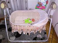 Detsko krevetce 1 mesec koristeno