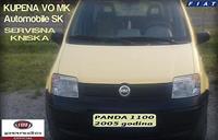 NAJDOBRATA FIAT PANDA VO MK -05 SOCUVANA