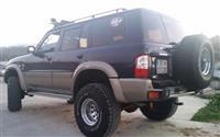 Nissan Patrol 2.8td.off road