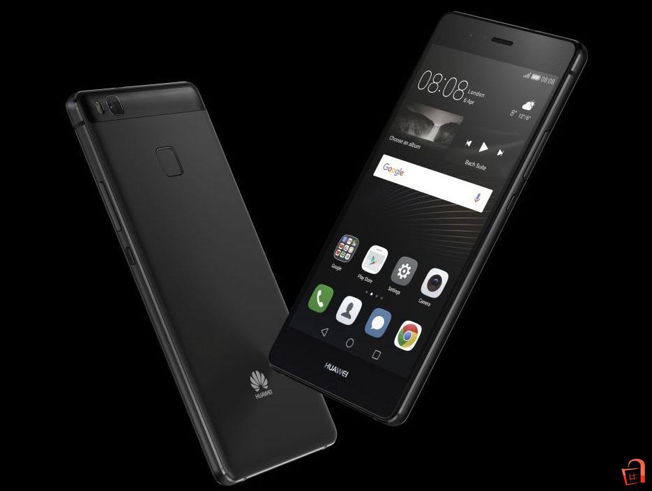 huawei p9 lite black. huawei p9 lite crna boja nov black i