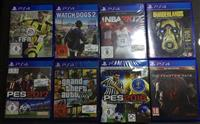 SONY PLAYSTATION 4 Igri ps4 GTA 5 PES2017 FIFA 17