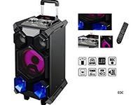 Ibiza Portable SPLBOX 350 Speaker - Karaoke