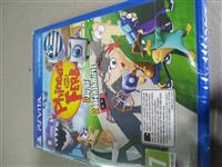 PS VITA Phineas and ferb