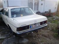 Mercedes 123 240d -70