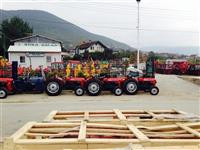 EURO-POLOG Traktor TAFE za MLAD ZEMJODELEC
